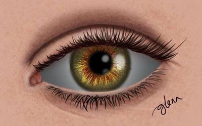 Eye by Drixxx14