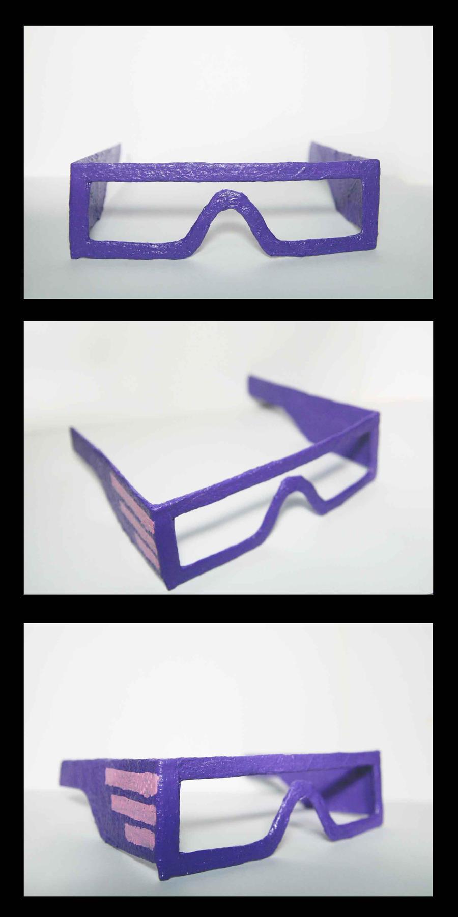 kacamata kertas by Swielly
