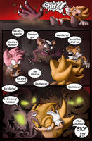 Super Sonic: Nothing to Fear Page 4 by Okida