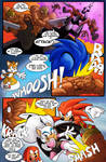 Turtle Power Page 31 by Okida