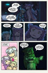 COSMO - Tale of the Seedrians. Page Ten by Okida
