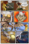 Turtle Power Page 88 by Okida