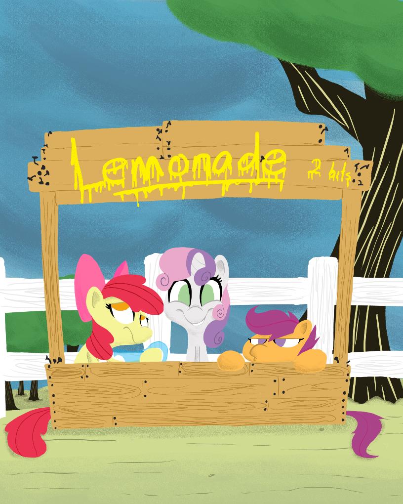 Fine day for lemonade by AliasForRent