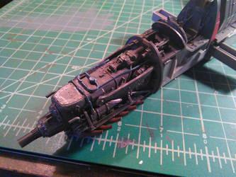 HK models 1/32 Dornier Do 335 build pic one by DelosQAndrews