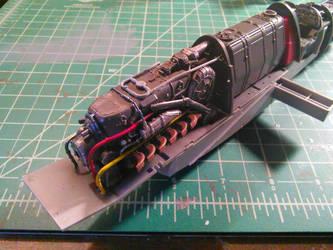 HK models 1/32 Dornier Do 335 build pic 3 by DelosQAndrews