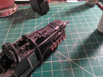 HK models 1/32 Dornier Do 335 build pic 4 by DelosQAndrews