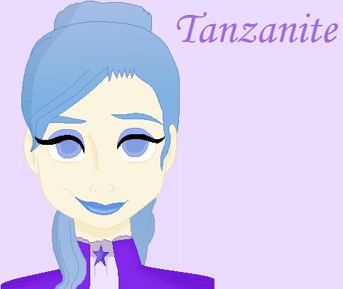 Tanzanite by VoltaliatheMajestic