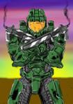 HALO Master Chief :3