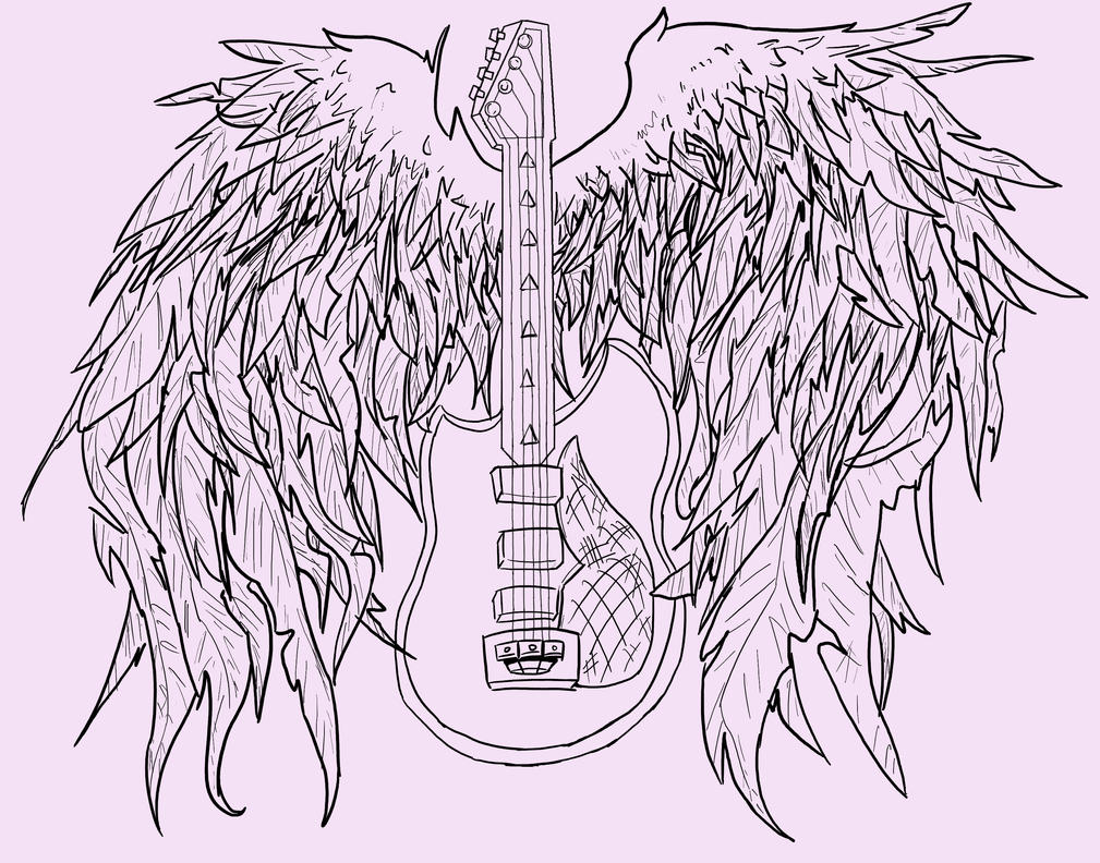 how to play angel on guitar