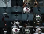 Portal 2 - Wallpaper Pack