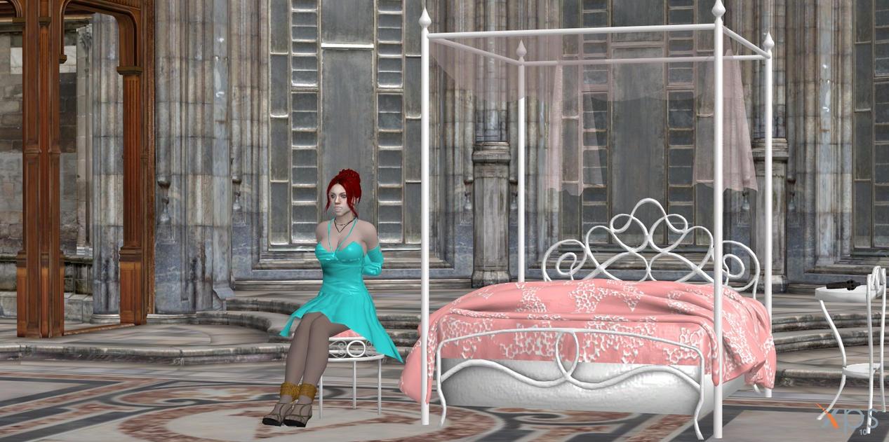Kelly in distress1 by GGX-444