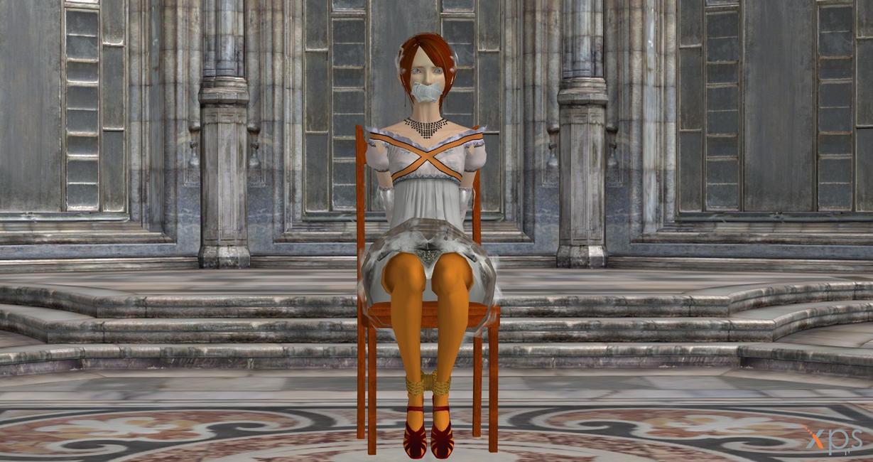 Princess Gagged 1 by GGX-444