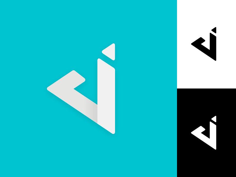Illustrator Tutorial  Logo design  letter J