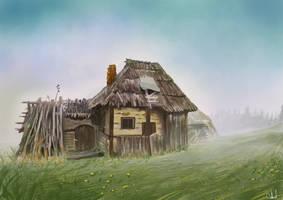 Village Speedart by Azot2019
