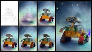 Wall-E in process