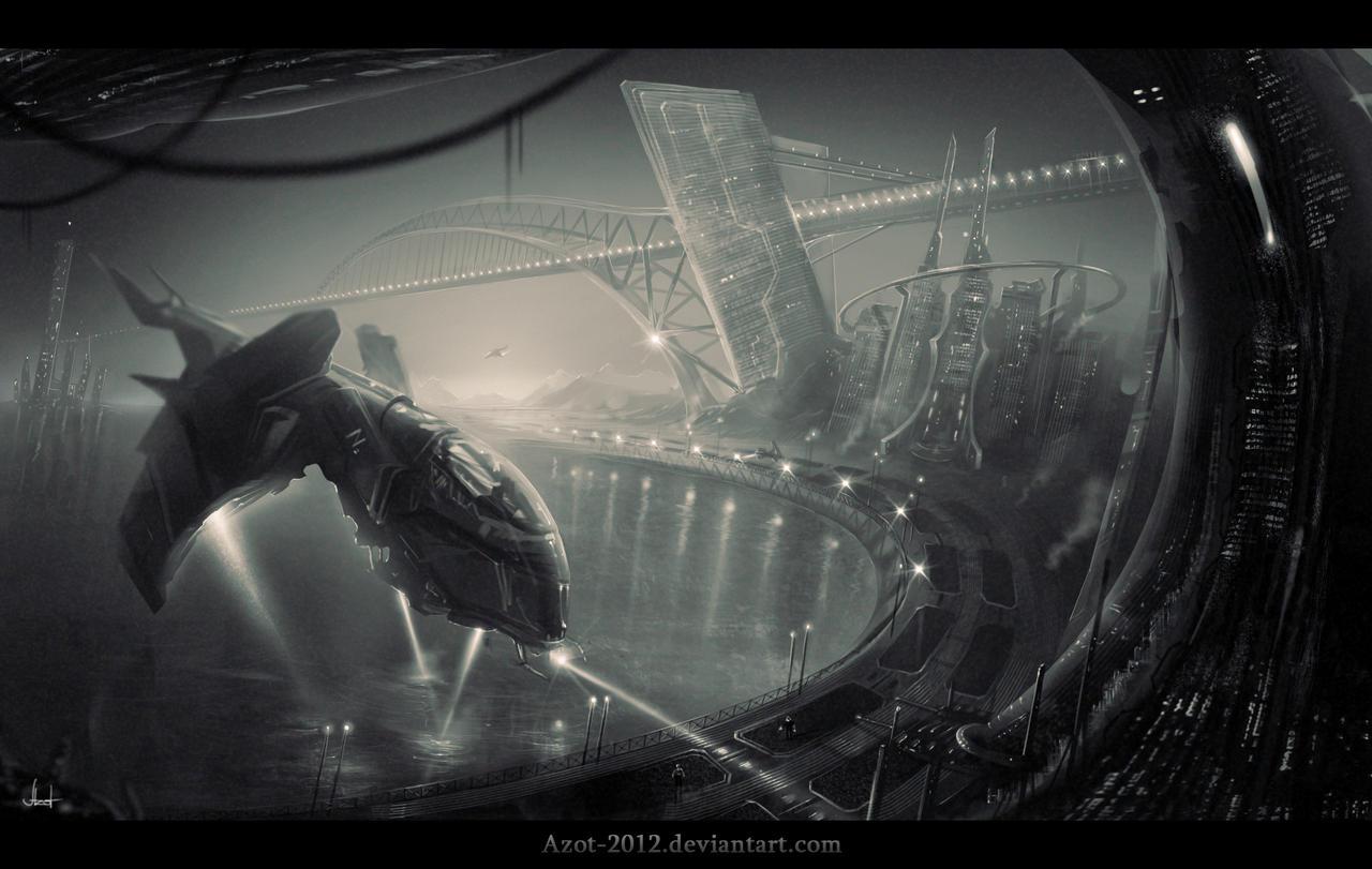 Bridge by Azot2014