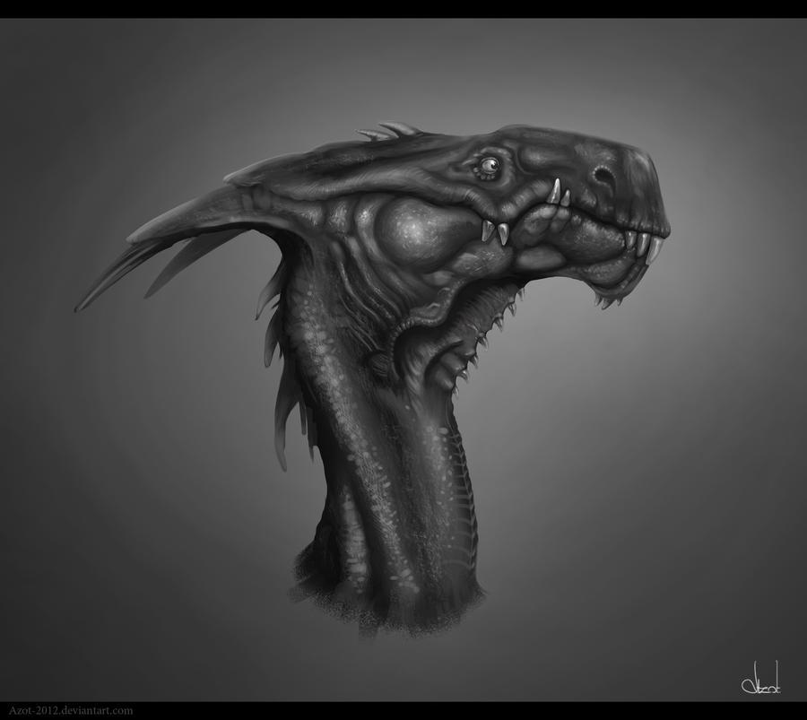 Dragon by Azot2014