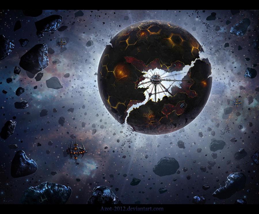 Cyborg`s Planet