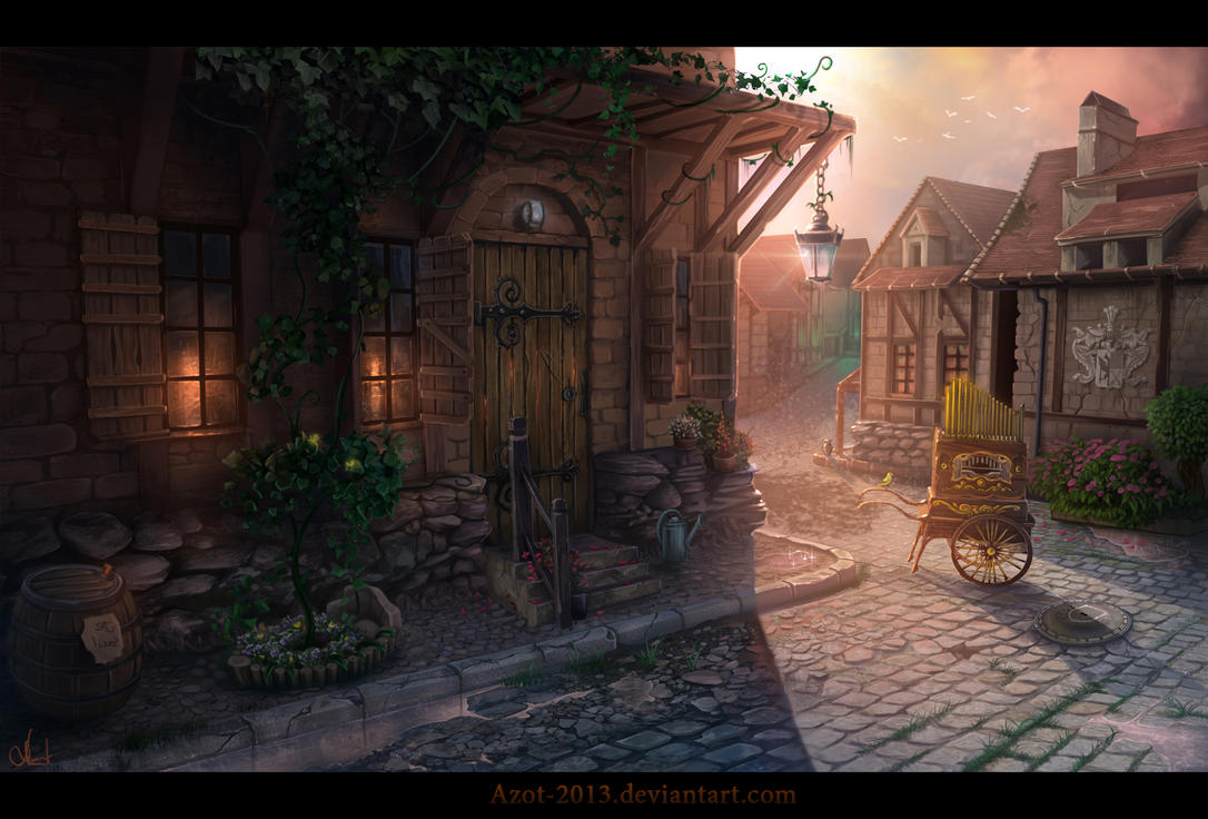 Medieval France by Azot2015