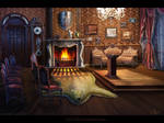 Room in Victorian`s style by Azot2019