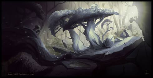 White Forest by Azot2019