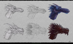 Dragon`s Design #4