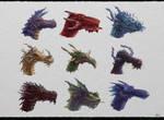 Dragon`s design