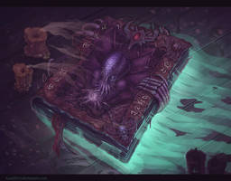 Cthulhu`s Book by Azot2019