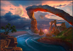 Canyon City by Azot2019