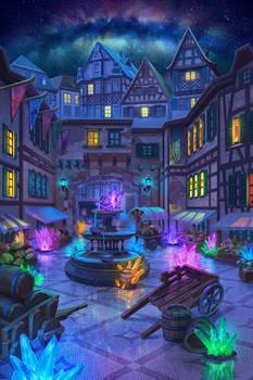 Night Square
