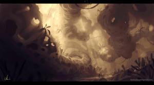 Worm-Eaten Forest sketch
