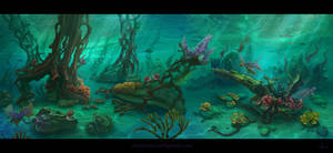 Underwater Life by Azot2019