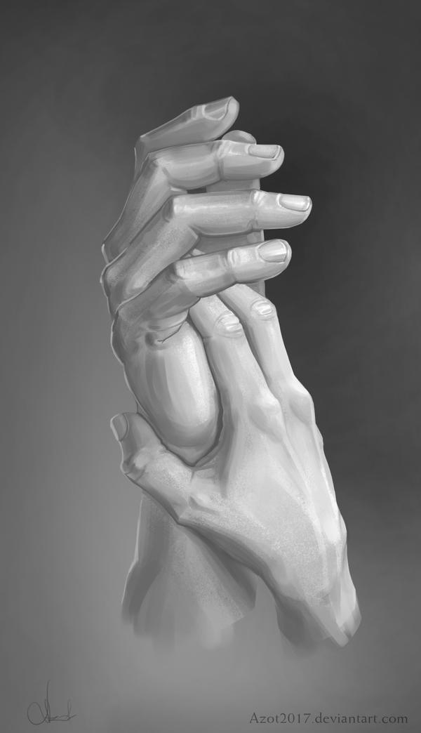 Hands by Azot2017