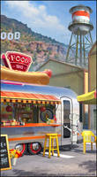 FoodTruck Game Location