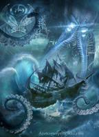 Kraken by Azot2019