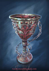 Blood Goblet by Azot2019