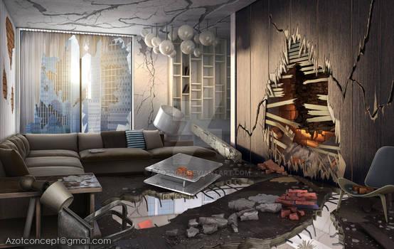 Broken Apartment