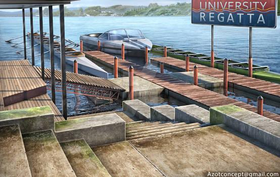 Regatta Pier