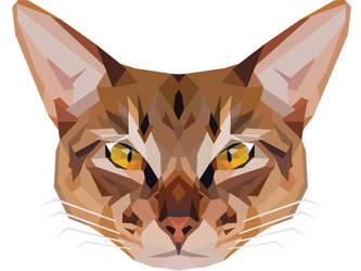 Cat Vectoring by kimqt