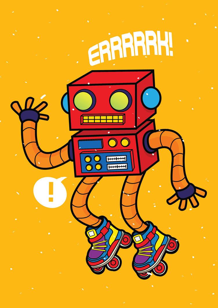 Robot by kimqt
