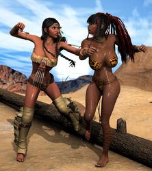 For Sale: Tribal Tribulations, prev5 by VariedCombat