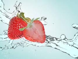 Strawberry try