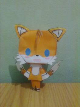 Tails Cubecraft