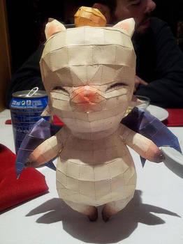 Moooogle papercraft