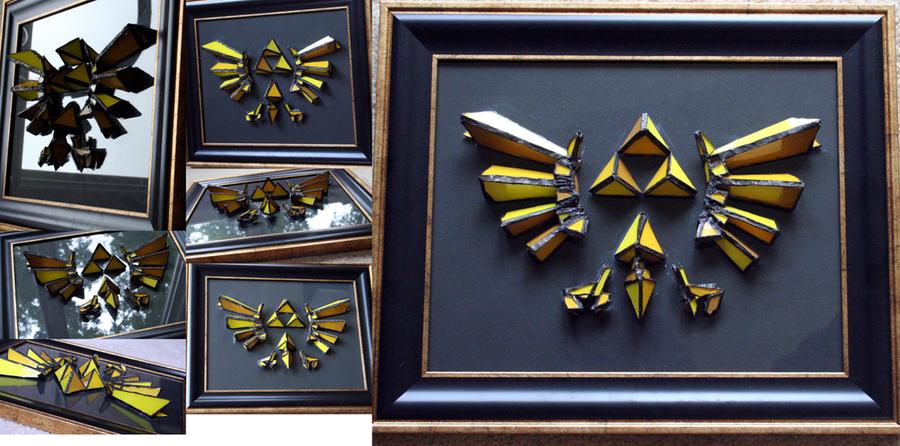 Triforce by Kikera