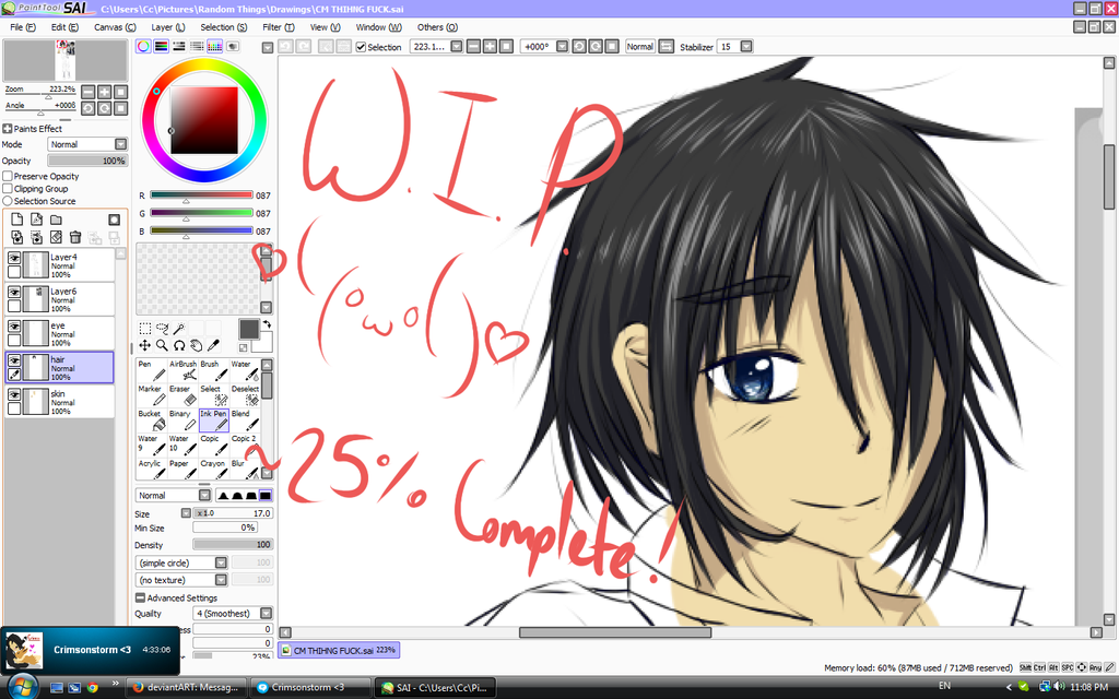 CM WIP for CatalystAristarkh by Shrew-WiFi