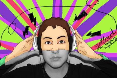 get loud~ by xoxkiss