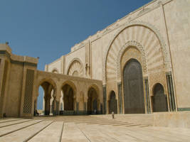 Hassan the II. Mosque