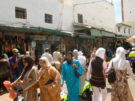 Life in the Souk of Rabat II