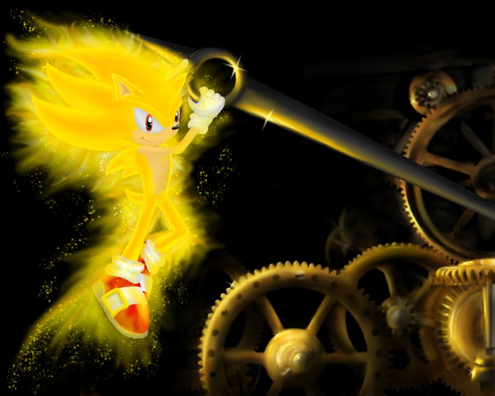 Hedgehog In The Clockwork by Speedy1236